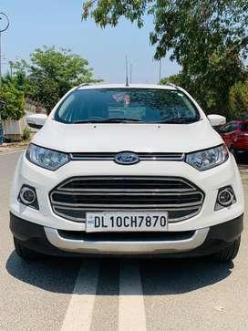 Ford Ecosport EcoSport Titanium 1.5 Ti-VCT Automatic, 2017, Diesel