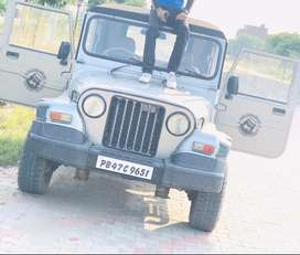 Mahindra Thar 2000 Diesel Well Maintained