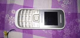 Samsung old keypad phone