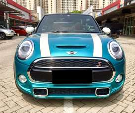 Mini Cooper 2.0 S Cabrio 2017/2018 KM 7rb ANTIK