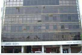 Office Available for rent in  Amber Estate 2nd floor shahrah-e-faisal