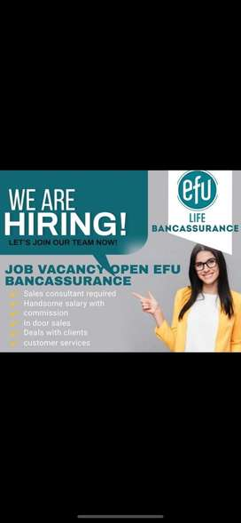 Bancassurance consultant required for Habibmetropolitian bank