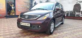 Tata Aria Prestige Leather 4X4, 2010, Diesel