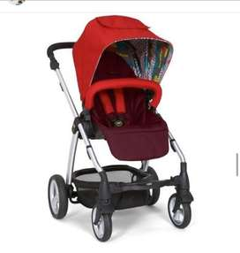 Stroler mamas papas Sola 2, red