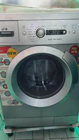 IFB, 6KG, FRONT LOAD, FULLY AUTOMATIC WITH HEATER ( Drum needs repair)