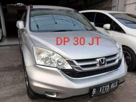 Honda CRV 2.4 Tahun 2010 Istimewa Bisa tt xtrail/innova2010/2011/2012/