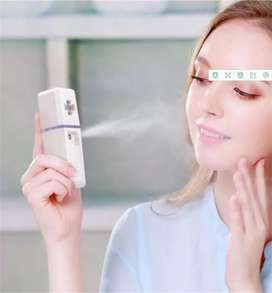 Water Humidifier Beauty Evaporator Easy Carry Nano Mist Spray Beauty