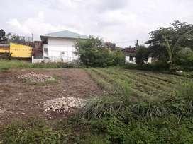 Jual tanah 26,5x36