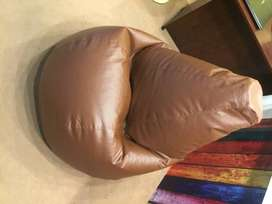 BEAN BAG SOFA CHAIR - FOR ADULTS AND KIDS - DELIVERY ACROSS INDIA Kakk
