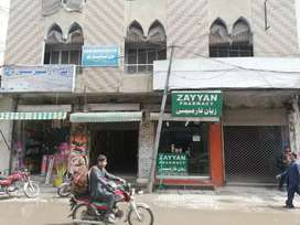 Shop Available for rent on Dhaki Darwaza Road near Prince Chowk