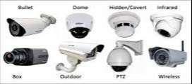 Rs-400   CCTV cameras installation and service