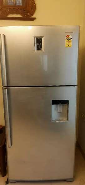 560 litre capacity fridge in new condition