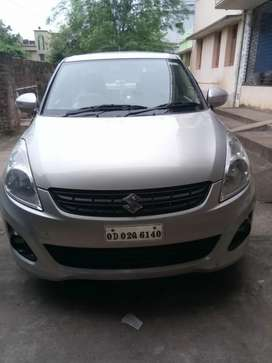 Maruti Suzuki Swift Dzire 2014 Diesel 58200 Km Driven