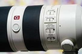 Sony 70-200 2.8 G Master