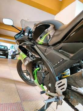 Yamaha YZF R15S Showroom Condition without any damage 1 and half year
