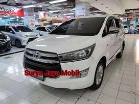 Toyota Kijang Innova Reborn 2.0 V bensin matic 2016