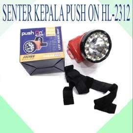 SENTER KEPALA PUSH ON HL-2312