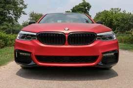 BMW 5 Series 520d, 2018, Diesel