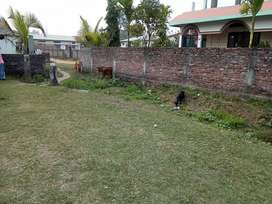 Road side plot at goroimari center 1-1/2 kotha