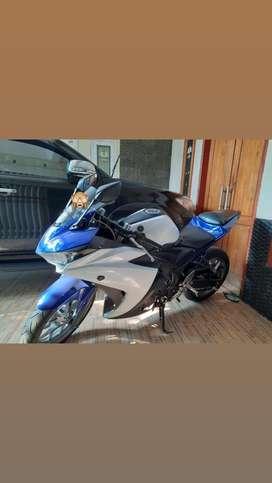 Yamaha R25 Tahun 2014 Nik 2015