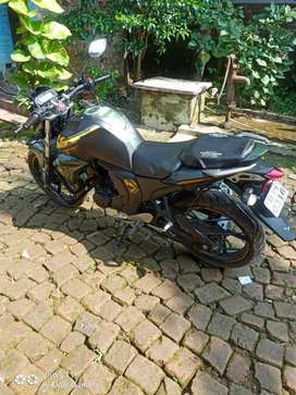 New condition bike. No exident. 14 month only