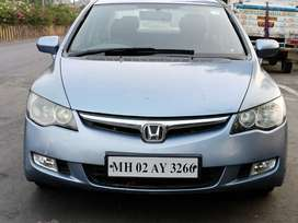 Honda Civic 1.8V Automatic, 2007, CNG & Hybrids