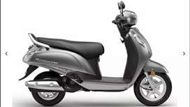 Suzuki access 125 brand new minimum Down payment 4999rs