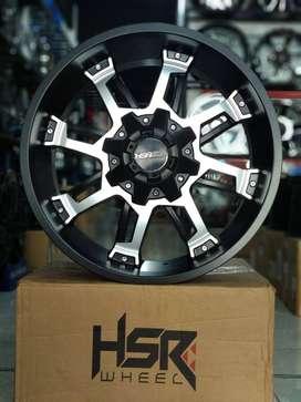 VELG MOBIL RACING HSR R20X9 PCD 6X139,7