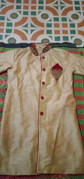 Sherwani dress
