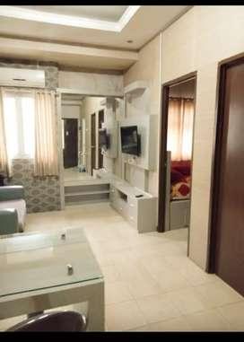For Rent 2 BR Lebih Luas, Bersih Apartemen The Suites Metro Bandung