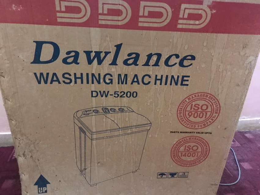 Dawlance Semi-auto Washing Machine 0
