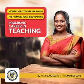 Montessori TTC Coaching Class