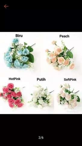 Artifical Flower Mawar