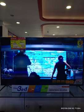 Led polytron 50inch kredit