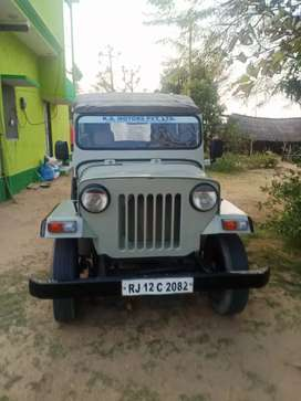 Mahindra Jeep Diesel Well Maintained