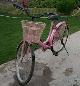 Hero Miss India Gold bicycle