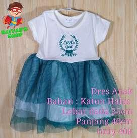 Dress bayi cantik
