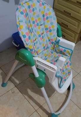 High Chair Mamalove