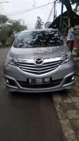 Mazda Biante 2.0 SKYACTIVE Abu 2013 Pemakaian Pribadi