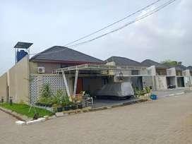 Rumah Sampangan Di Cluster Aryasatya Premium dkt Unnes