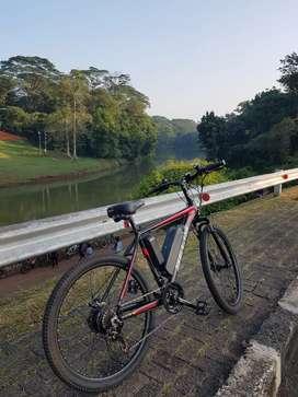 Sepeda gunung listrik