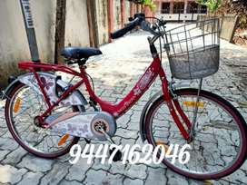 Cochin Used Cycles