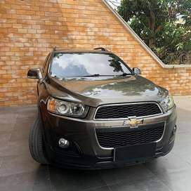 Chevrolet Captive 2.0 FL2 2014