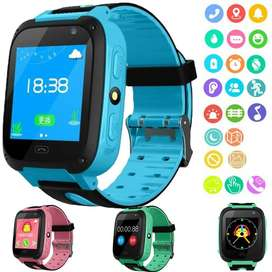 Kids Smart Watch For Children With Built-In Gps tracking watch