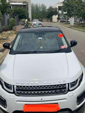 Land Rover Range Rover Evoque 2017 Diesel 41000 Km Driven