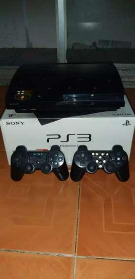 Dijual PS 3 Merk Sony Kondisi terawat Baik