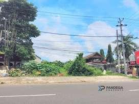 Tanah Tepi Jalan di Babarsari Cocok Apartemen Dekat UPN, Amajaya