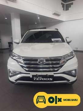 [Mobil Baru] Promo Angsuran dan Dp ringan Daihatsu Terios R mt deluxe