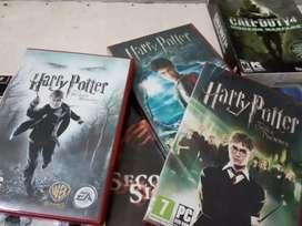 PC games Original CDs