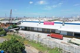 Sewa Gudang Modern Loading Dock Dekat Tol Surabaya